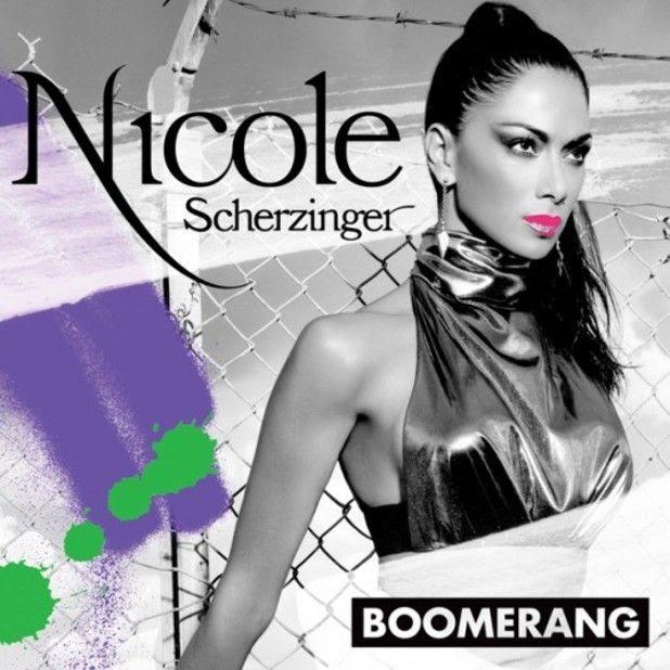 Boomerang (Single Cover), Nicole Scherzinger
