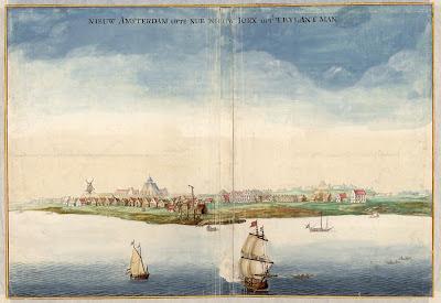 New Amsterdam (New York) - Vingboons