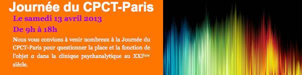 JOURNEE du CPCT-Paris