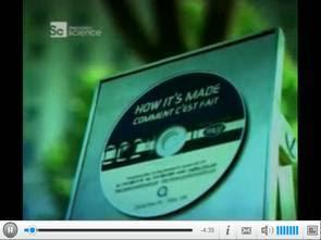 Cách tạo video đĩa CD compact