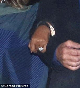 Tina Turner flashes her dazzling wedding ring in St Tropez
