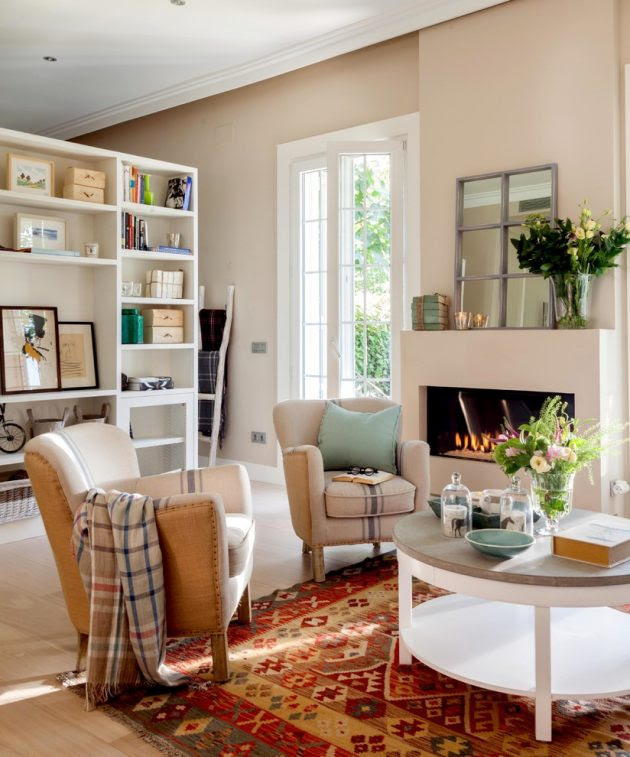 15 Chic Eclectic Living Room Interior Designs You'll Fall ...