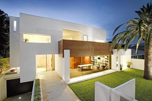 Minimalist Design Home on Architect Nic Bochsler Has Completed A Modern Minimalist House Design