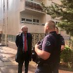 Réponse policière et visite du préfet après la fusillade à Gentilly