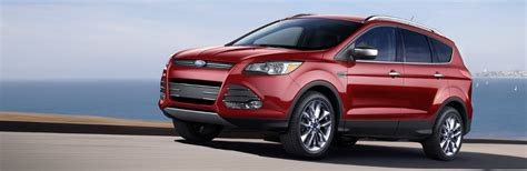 variety  trims  color options    ford escape
