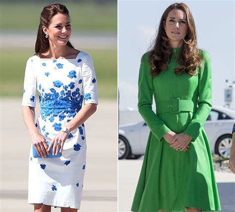 Sales of yellow dresses soar after Kate's seal of approval