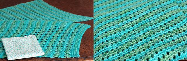 sea-mint scarf