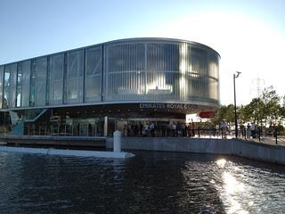Royal Docks station