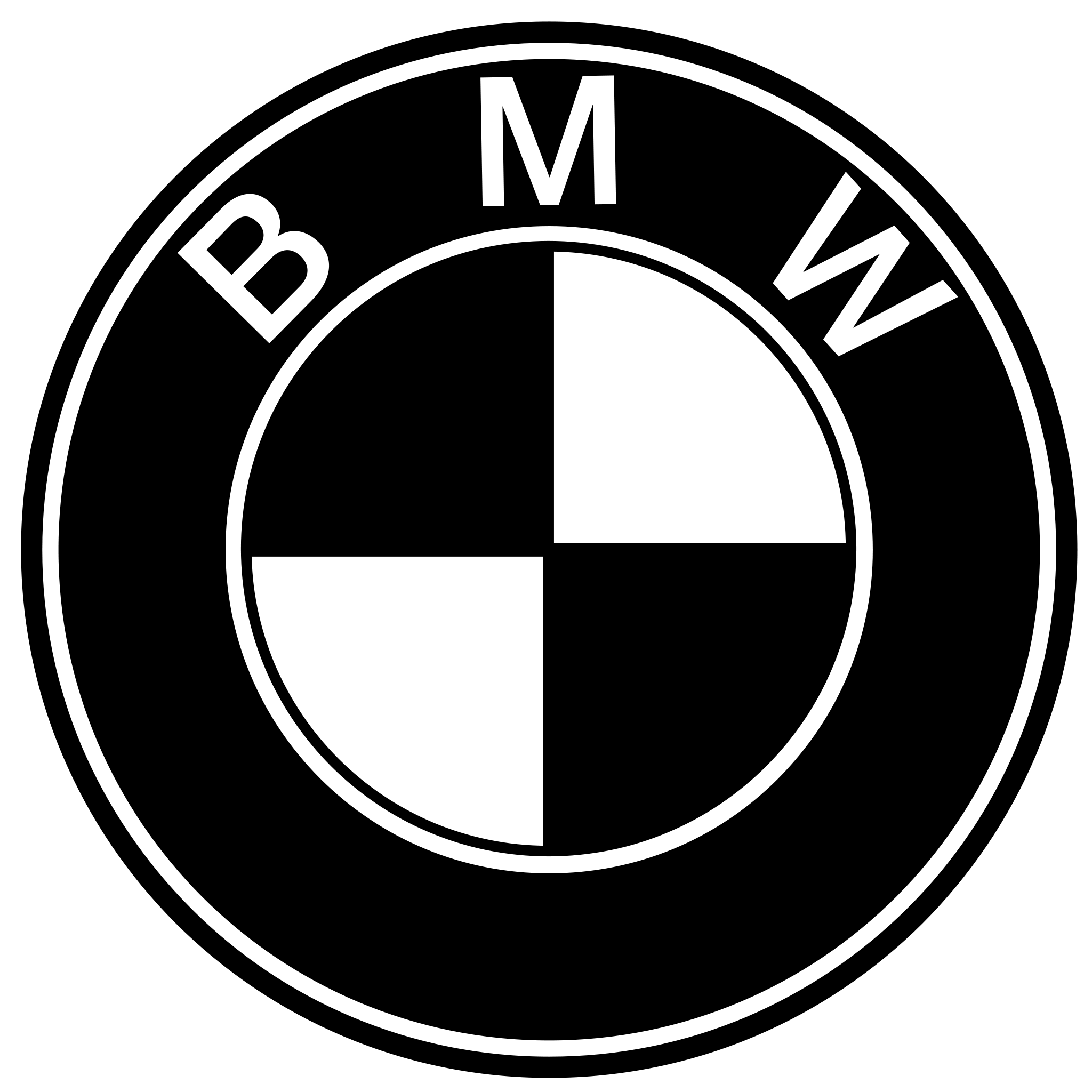 BMW Logo, HD Png, Meaning, Information   Carlogos.org