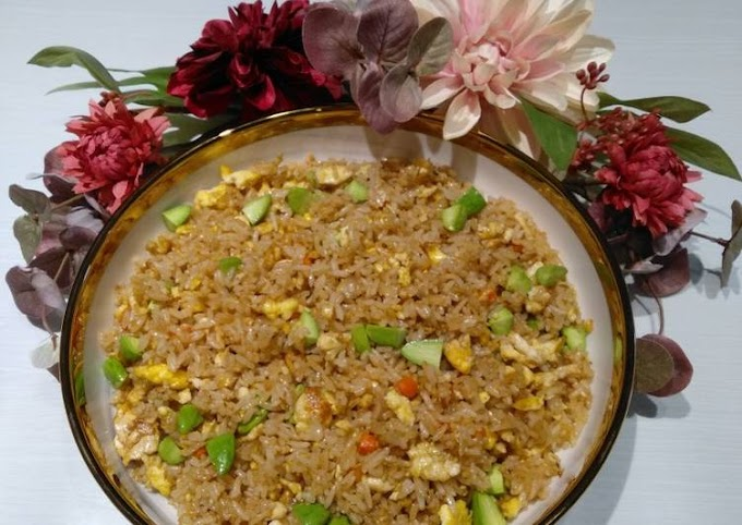 Resep Nasi goreng pete Cita Rasa Tinggi