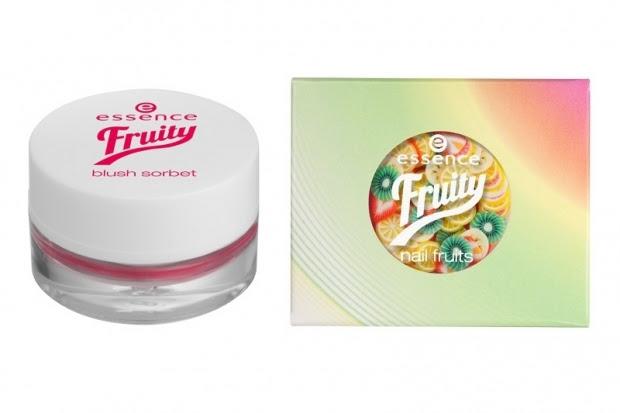 Fruity Esencia de Primavera 2012 Colección de maquillaje