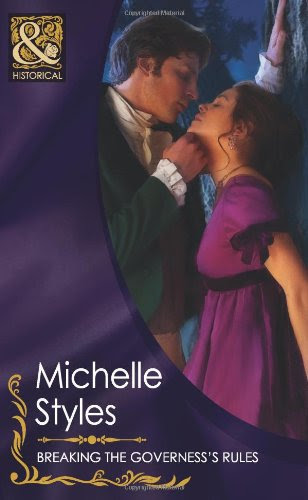 Breaking the Governess's Rules (Historical) by Michelle Styles