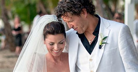 Shania Twain's First Official Wedding Pics   Rolling Stone