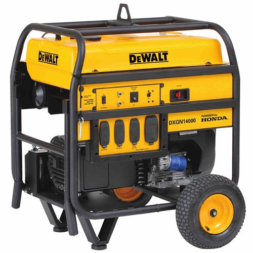 11700 Watt Dewalt Commercial Generator Pd123mhb008 Wolverine