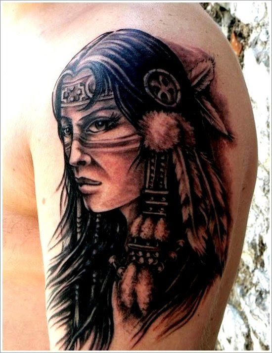 40 Native American Tattoo Designs that make you proud!