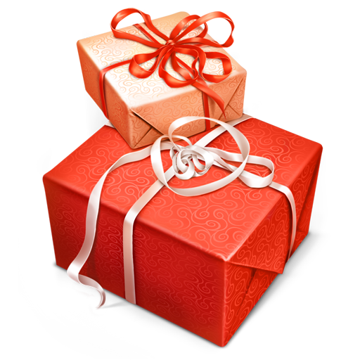 Christmas Gift Boxes Png Png Mart