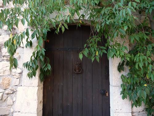 Door in le Castellet