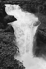 Randha, waterfall