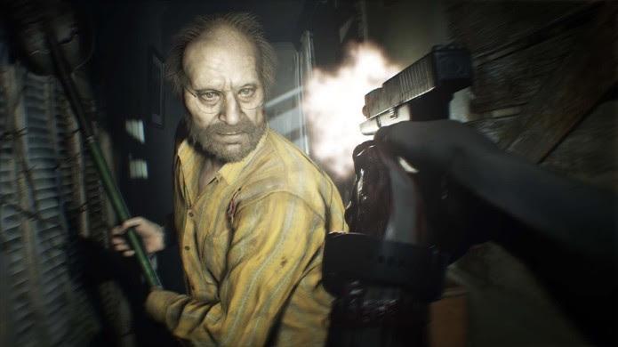 Resident Evil 7 traz a série de volta às suas origens do horror (Foto: Divulgação/Capcom)