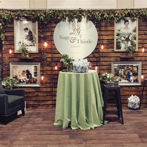 Inspiring ideas for bridal show booth 33   VIs Wed