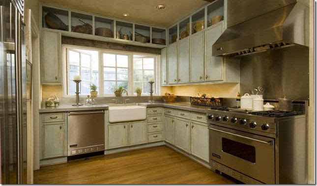 cubbies above the upper cabinets.   Home Decor - general ...