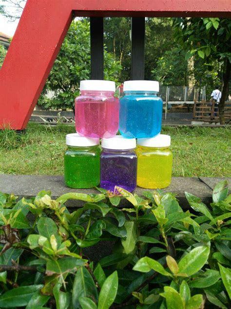 jual slime mainan anak aneka warna lucu  unik toko