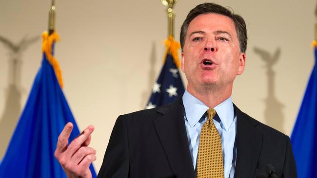 FBI Director James Comey (Associated Press)