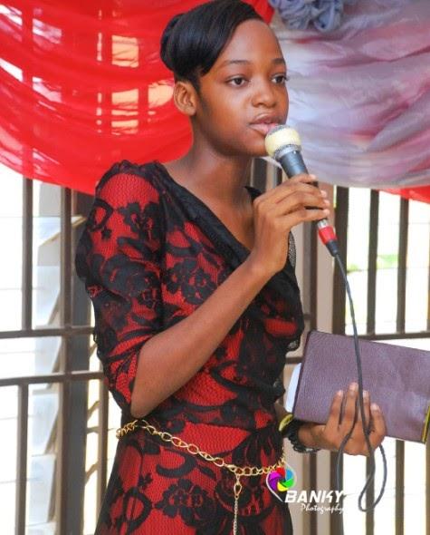 Throwback Photos Of Naomi Oluwaseyi, Ooni Of Ife's New Wife