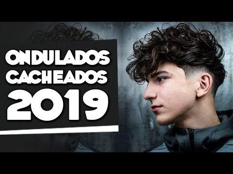 Tem Na Web - Cortes de Cabelo Masculino ONDULADO e CACHEADO pra 2019 - Tendências
