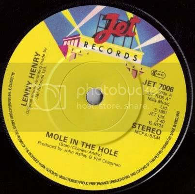Lenny Henry - Mole in the Hole
