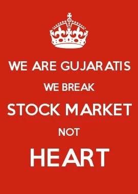 stock market gujarat