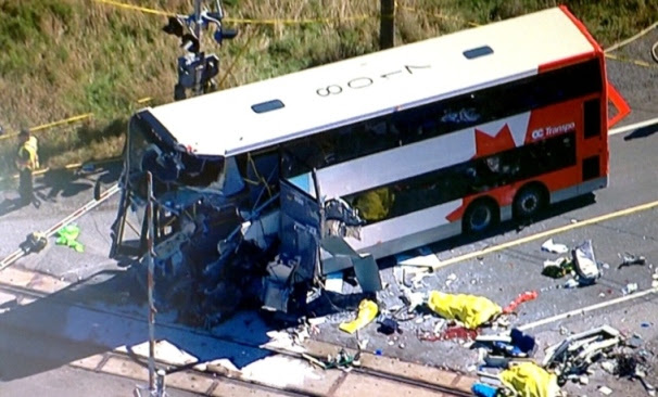 bus accident victims