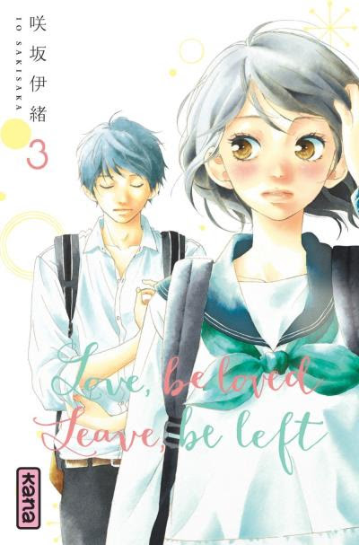 Manga - Manhwa - Love,Be Loved Leave,Be Left Vol.3