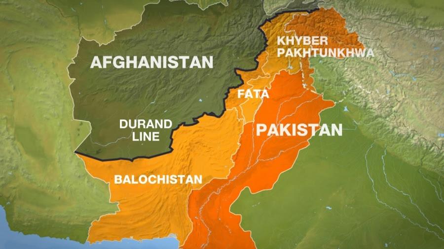 Τουλάχιστον 60.000 πακιστανικοί στρατιώτες οδεύουν προς τη γραμμή Durand στα σύνορα με το Αφγανιστάν