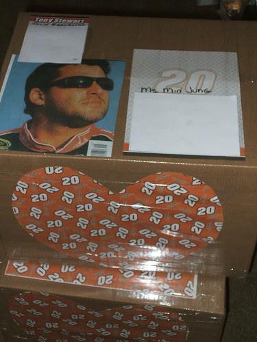 min's box