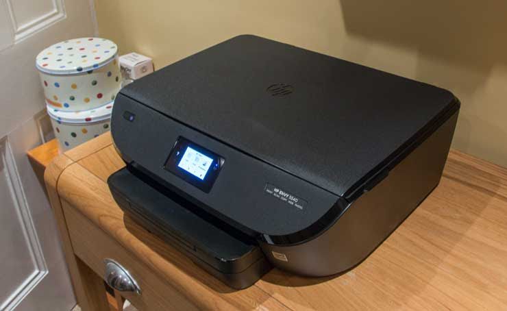 Hp Envy 5540 Printer Review All In One Duplex Desktop Printer