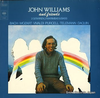 WILLIAMS, JOHN and friends