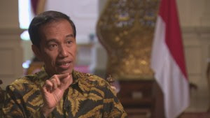 Indonesia President: 'No compromise' for drug executions