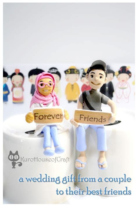 "KuroHouse of Craft: Wedding Gift ""from Couple to their"