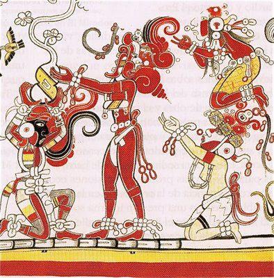 Tecnicas De Pintura Maya Mayananswer