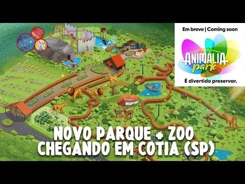 Animália Park, em Cotia, vem aí! - Atualização 7