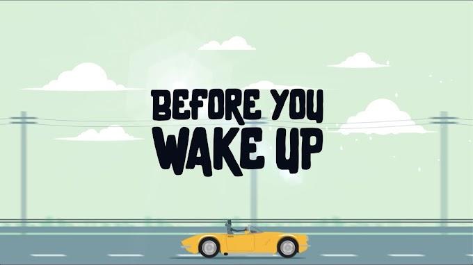 Mp4: Adekunle Gold – Before You Wake Up