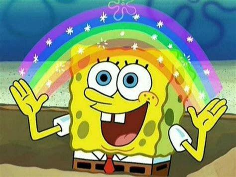 kopi hangat kumpulan gambar spongebob squarepants
