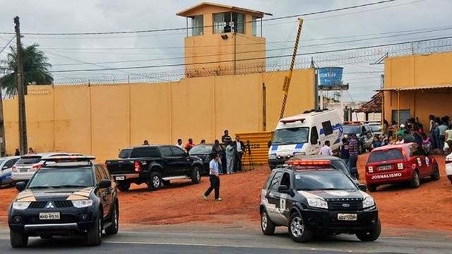 Morre o terceiro detento de 2014 no Complexo Penitenciário de Pedrinhas