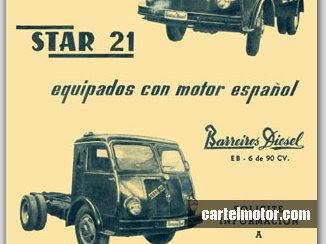 Barreiros Star 21 #0709