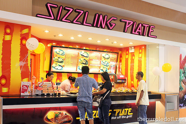 Sizzling Plate
