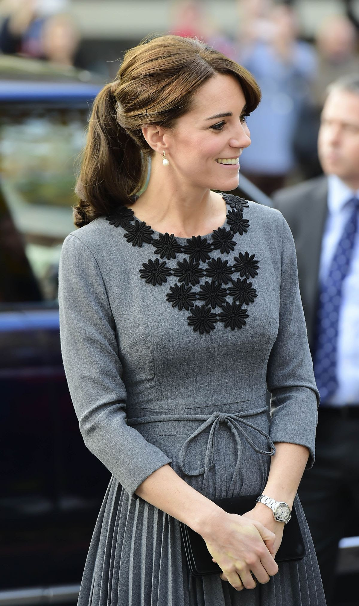 KATE MIDDLETON at Islington Town Hall Chance UK
