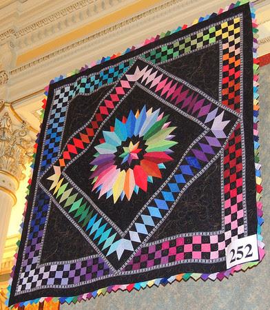 Rainbow Quilt by Nire Aschenbrenner and Carol Aschenbrenner