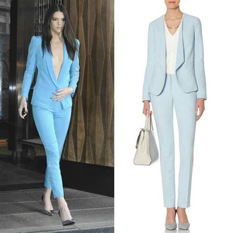 blue suit  women dress yy