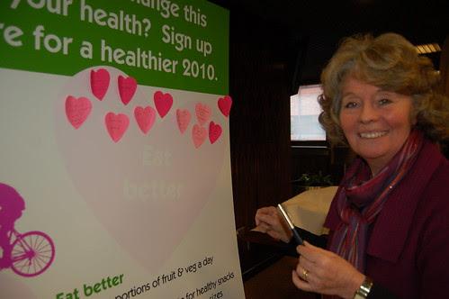health pledge Jan 10 no 3